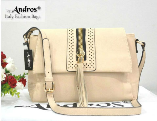 AB7003 IDR.210.000 MATERIAL PU SIZE L35XH19XW10CM WEIGHT 700GR COLOR BEIGE