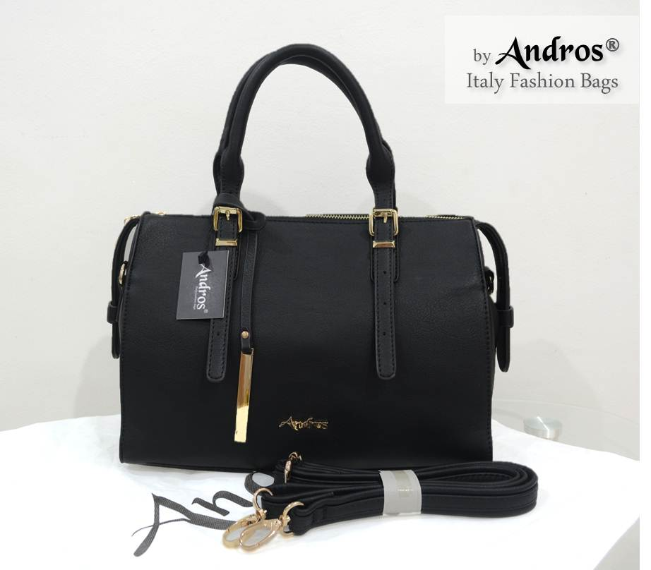 AB7943 IDR 250.000 MATERIAL PU SIZE L30XH23XW10CM WEIGHT 1000GR COLOR BLACK