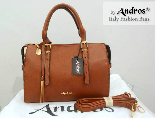 AB7943 IDR.230.000 MATERIAL PU SIZE L30XH23XW10CM WEIGHT 1000GR COLOR BROWN