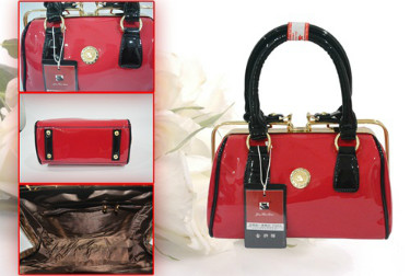 B0012 IDR.220.000 MATERIAL PU SIZE L26XH15XW13CM WEIGHT 1050GR COLOR RED