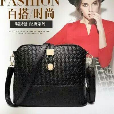 B016 IDR.152.000 MATERIAL PU SIZE L23XH19XW9CM WEIGHT 400GR COLOR BLACK