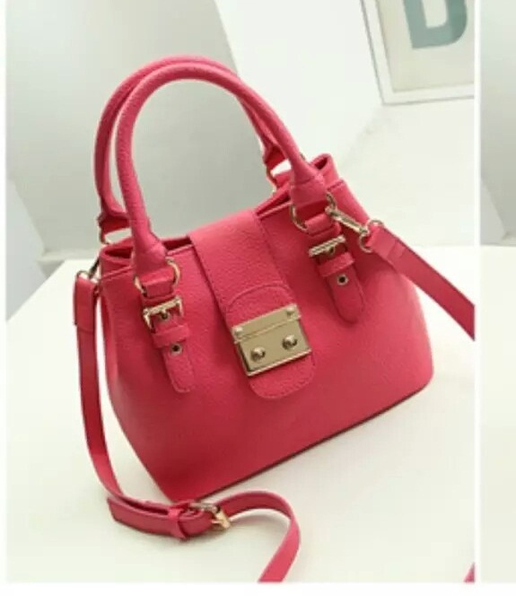 B028 IDR.205.000 MATERIAL PU SIZE L26XH20XW13CM WEIGHT 720GR COLOR ROSE