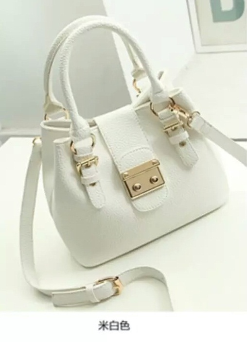 B028 IDR.205.000 MATERIAL PU SIZE L26XH20XW13CM WEIGHT 720GR COLOR WHITE