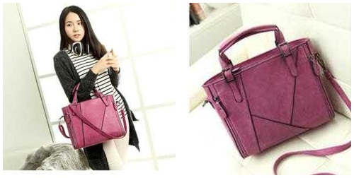 B036 IDR.210.000 MATERIAL MATTE-PU SIZE L31XH25XW9CMWEIGHT 800GR COLOR ROSE