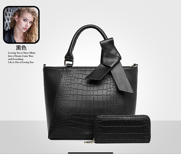 B0672-(2in1) IDR.200.000 MATERIAL PU SIZE L30XH26XW16CM WEIGHT 1000GR COLOR BLACK