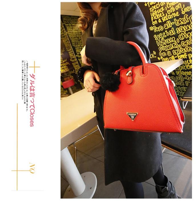 Vicria Tas Branded Wanita Korean High Quality Awesome Handbag Red3 Source · Andisti Tas Branded Wanita