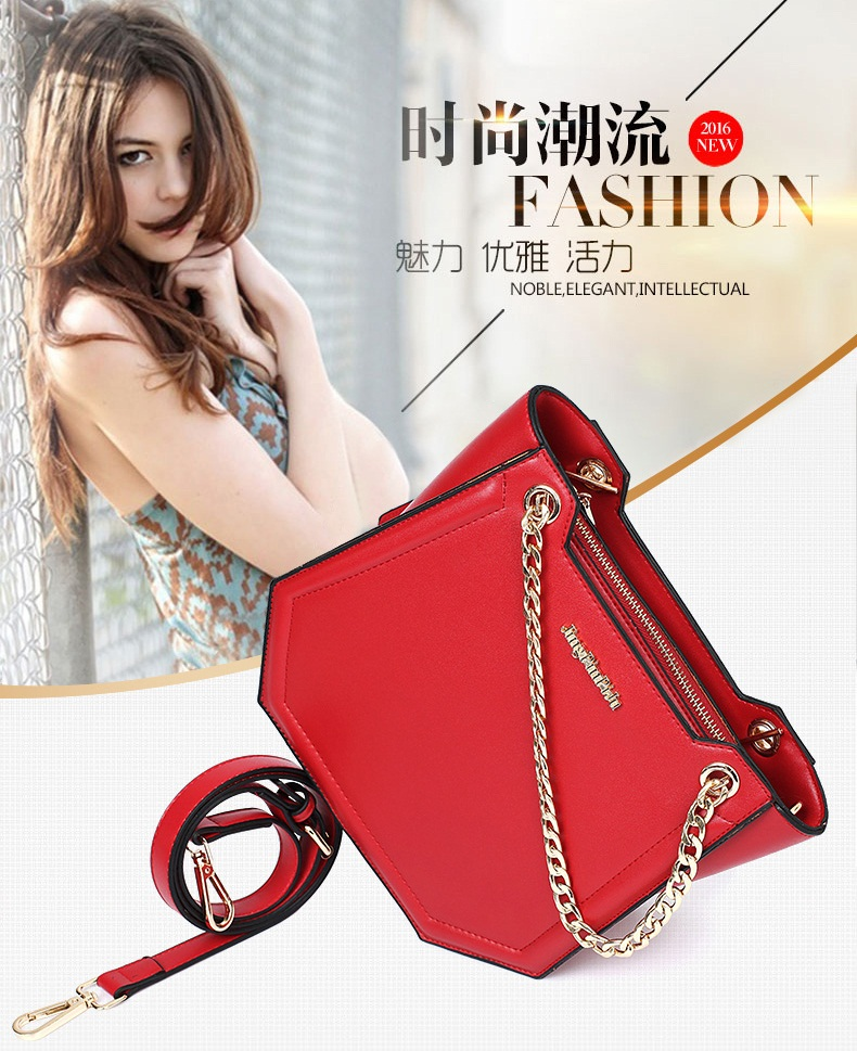 B10270 IDR.199.000 MATERIAL PU SIZE L24XH21XW10CM WEIGHT 800GR COLOR RED