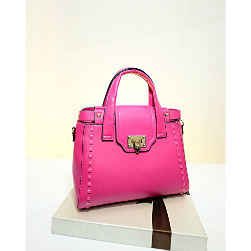 B1058 IDR.180.000 MATERIAL PU SIZE L28XH20XW12CM WEIGHT 800GR COLOR ROSE