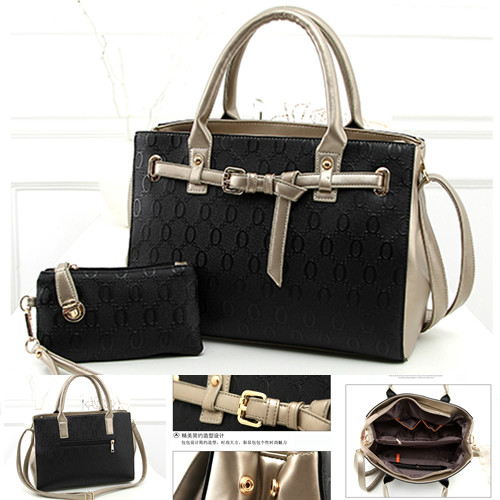 B1069  (2IN1) IDR.229.000 MATERIAL PU SIZE L32XH24XW15CM WEIGHT 850GR COLOR BLACK