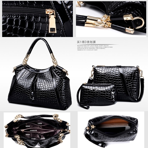 B1081-(3in1) IDR.245.000 MATERIAL PU SIZE L37XH25XW15CM WEIGHT 1200GR COLOR BLACK