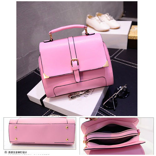 B1127 IDR.178.000 MATERIAL PU SIZE L25XH22XW10CM WEIGHT 750GR COLOR PINK