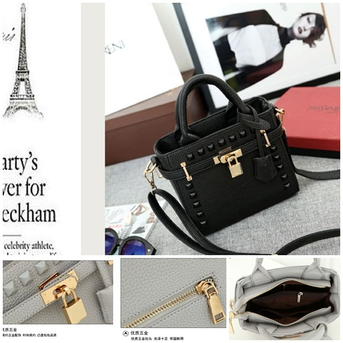 B1152 IDR.195.000 MATERIAL PU SIZE L20XH17XW10CM WEIGHT 700GR COLOR BLACK