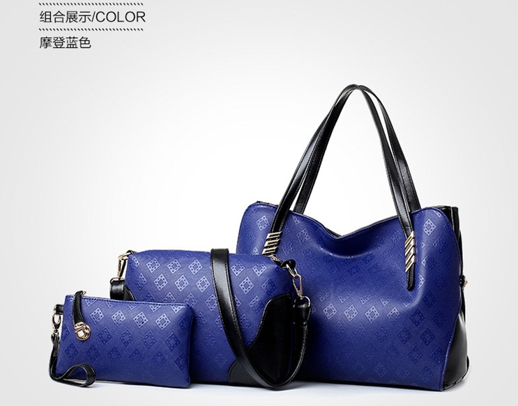 B1156-(3in1) IDR.195.000 MATERIAL PU SIZE L34XH27XW15CM WEIGHT 1000GR COLOR BLUE