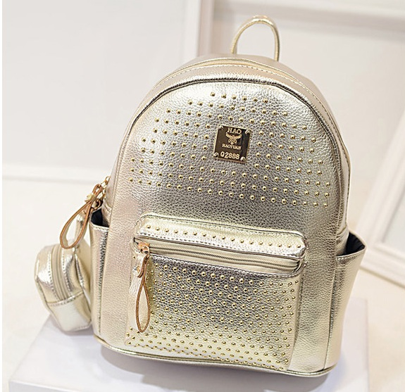 B1199 IDR.190.000 MATERIAL PU SIZE L25XH30XW14CM WEIGHT 900GR COLOR GOLD