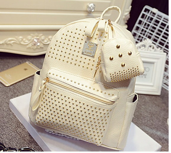 B1199 IDR.195.000 MATERIAL PU SIZE L25XH30XW14CM WEIGHT 900GR COLOR WHITE