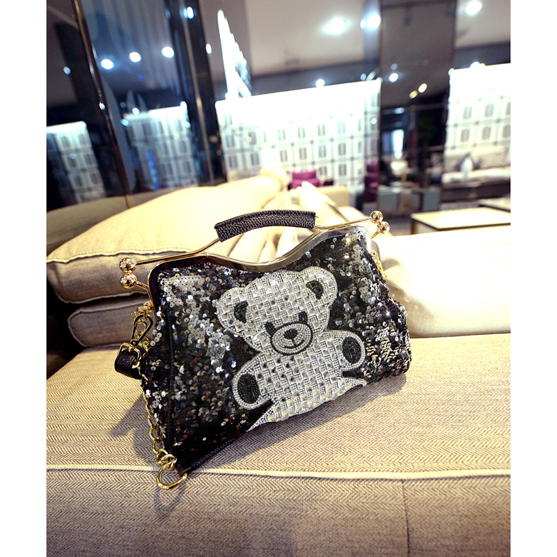 B1205 IDR.245.000 MATERIAL SEQUIN+PU SIZE L30XH20XW12CM WEIGHT 950GR COLOR TEDDY.jpg