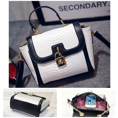 B1219 IDR.195.000 MATERIAL PU SIZE L20XH15XW10CM WEIGHT 500GR COLOR WHITE