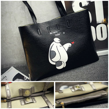 B1251 IDR.138.000 MATERIAL PU SIZE L32XH35CM WEIGHT 500GR COLOR BLACK