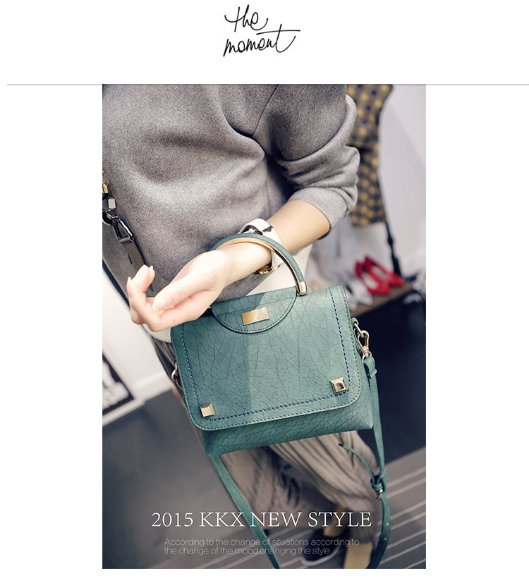 B1346 IDR.159.000 MATERIAL PU SIZE L20XH18XW6CM WEIGHT 700GR COLOR GREEN