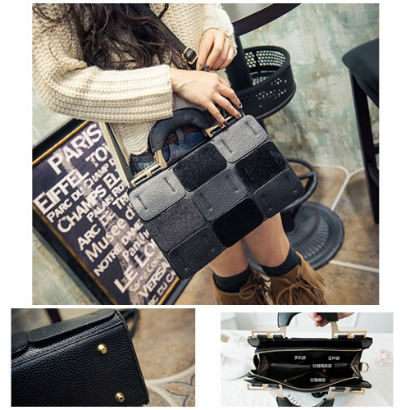 B1415 IDR.203.000 MATERIAL PU SIZE L26-22XH22XW10CM WEIGHT 900GR COLOR BLACK