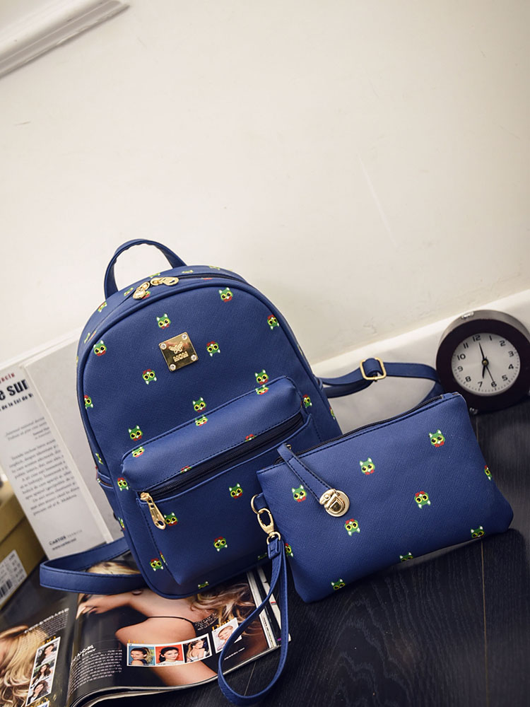 B1456 (2in1) IDR.176.000 MATERIAL PU SIZE L26XH32XW9CM WEIGHT 750GR COLOR BLUE