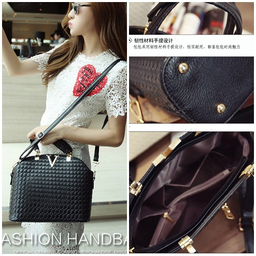 B1535 IDR.172.000 MATERIAL PU SIZE L30XH20XW11CM WEIGHT 700GR COLOR BLACK