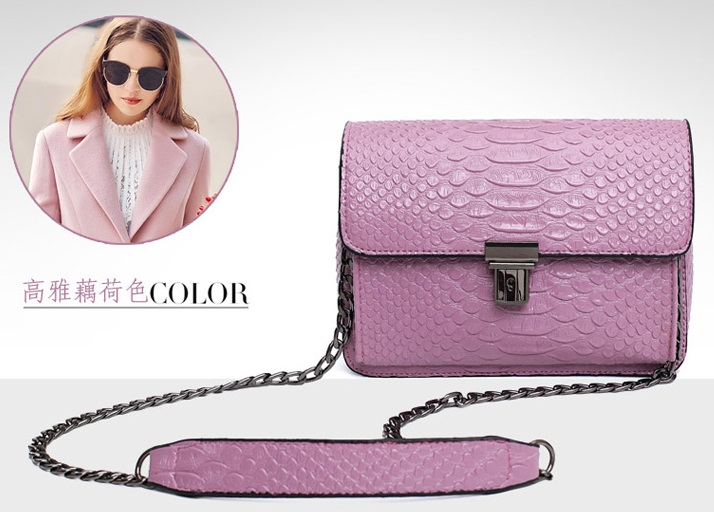 B1616 IDR.155.000 MATERIAL PU SIZE L17XH14XW8CM WEIGHT 650GR COLOR PURPLE