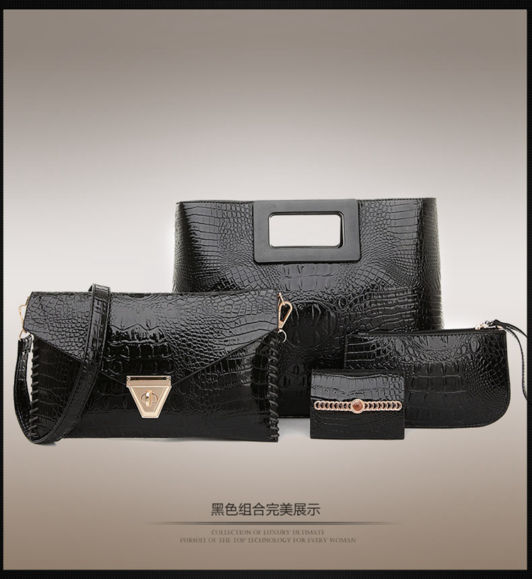 B1620(4in1) IDR..245.000 MATERIAL PU SIZE L35XH27XW9CM WEIGHT 1300GR COLOR BLACK