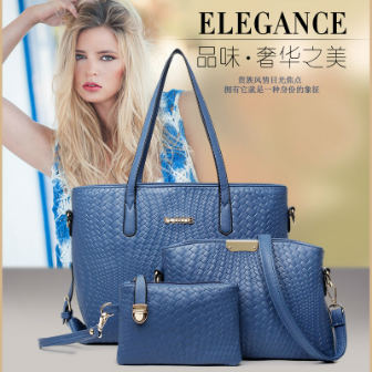 B1642-(3in1) IDR.220.000 MATERIAL PU SIZE L45XH31XW2CM WEIGHT 900GR COLOR BLUE
