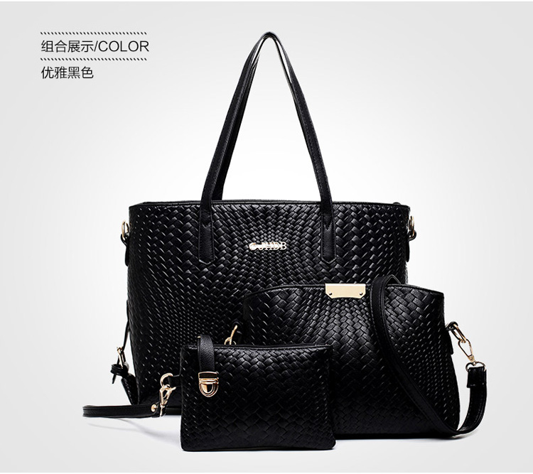 B1642(3in1) IDR.230.000 MATERIAL PU SIZE  L45XH31XW2CM WEIGHT 900GR COLOR BLACK