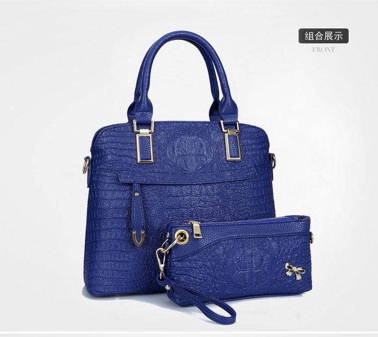 B1643(2in1) IDR.250.000 MATERIAL PU SIZE L34XH27XW15CM WEIGHT 1200GR COLOR BLUE