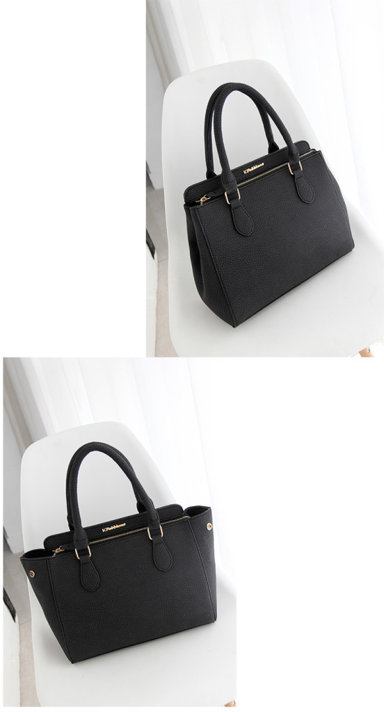 B1661 IDR.199.000 MATERIAL PU SIZE L30XH24XW11CM WEIGHT 800GR COLOR BLACK