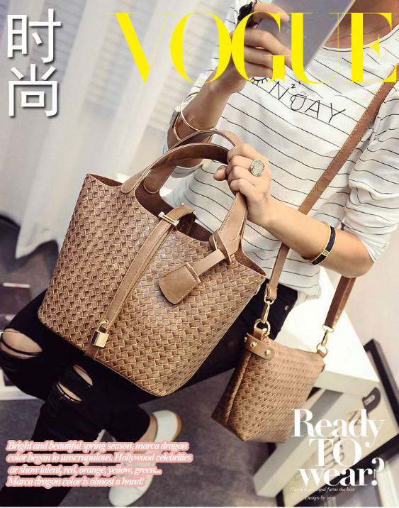 B1698(2in1) IDR.202.000 MATERIAL PU SIZE L22XH21XW14CM WEIGHT 900GR COLOR KHAKI