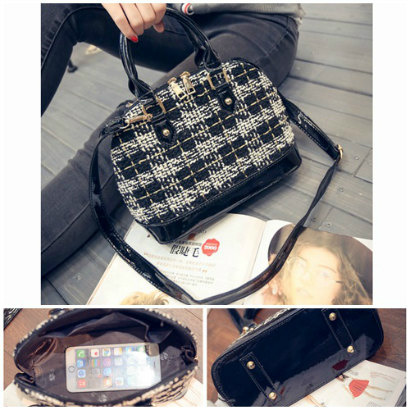 B1730 IDR.170.000 MATERIAL CLOTH SIZE L26XH20XW12CM WEIGHT 700GR COLOR GRAY