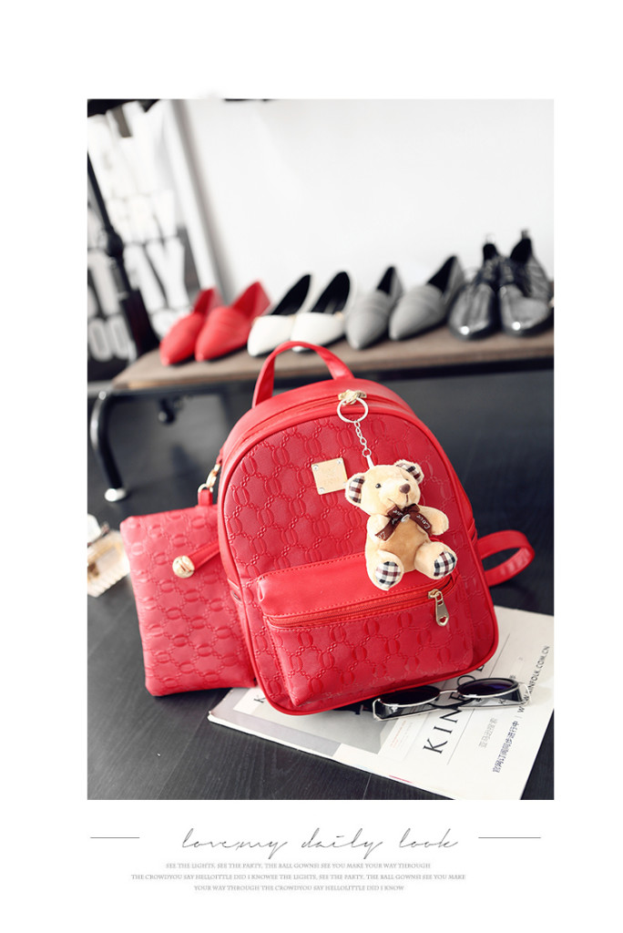 B1767-(2in1) IDR.186.000 MATERIAL PU SIZE L24XH31XW12CM WEIGHT 800GR COLOR REDB1767-(2in1) IDR.186.000 MATERIAL PU SIZE L24XH31XW12CM WEIGHT 800GR COLOR RED