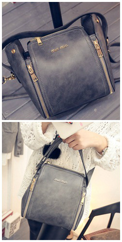 B1775 IDR.175.000 MATERIAL PU SIZE L21XH22XW13CM WEIGHT 750GR COLOR GRAY