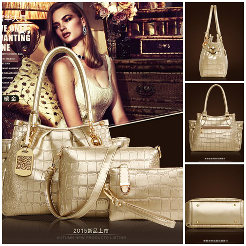B1800-(3in1) IDR.225.000 MATERIAL PU SIZE L32XH23XW15CM WEIGHT 1200GR COLOR GOLD