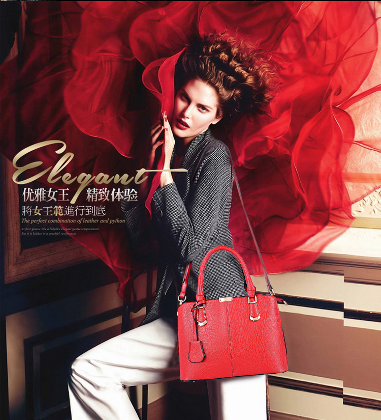 B1820 IDR.210.000 MATERIAL PU SIZE L31XH22XW15CM WEIGHT 800GR COLOR RED