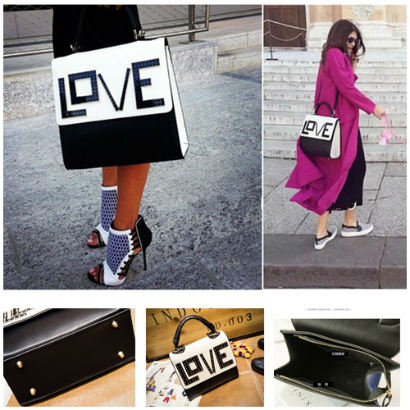 B1823 IDR.195.000 MATERIAL PU SIZE L22XH20XW11CM WEIGHT 900GR COLOR BLACKWHITE