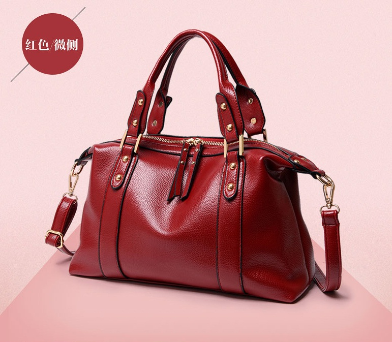 B1921 IDR.180.000 MATERIAL PU SIZE L34XH23XW11CM WEIGHT 800GR COLOR RED