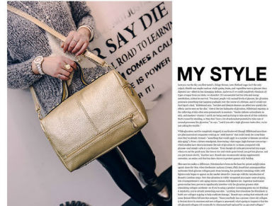 B1962 IDR.173.000 MATERIAL PU SIZE L32XH21XW14CM WEIGHT 700GR COLOR GOLD