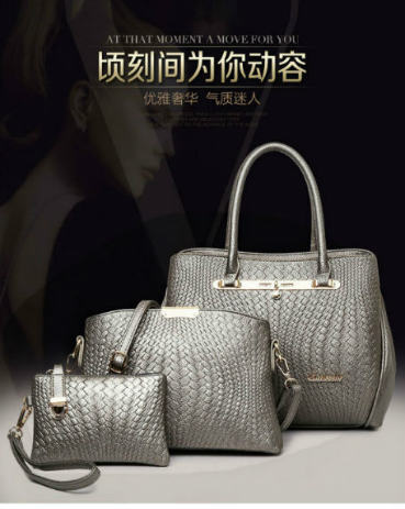 B1974-(3in1) IDR.250.000 MATERIAL PU SIZE L32XH25XW14CM WEIGHT 1300GR COLOR GRAY