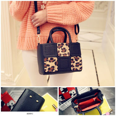 B1994 IDR.170.000 MATERIAL PU SIZE L21XH17XW12CM WEIGHT 700GR COLOR LEOPARD