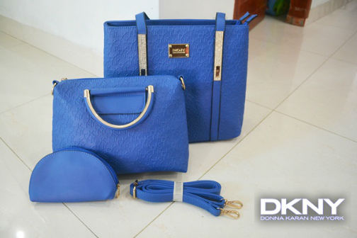 B2015-(3in1) IDR.235.000 MATERIAL PU SIZE L35XH28XW15CM WEIGHT 1100GR COLOR BLUE