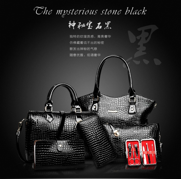... B2022(6IN1,WITH MANICURE KIT) IDR.295.000 MATERIAL PU SIZE BIG L34XH28