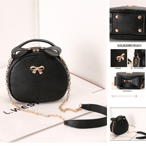 B2072 IDR.142.000 MATERIAL PU SIZE L19XH20XW8CM WEIGHT 550GR COLOR BLACK