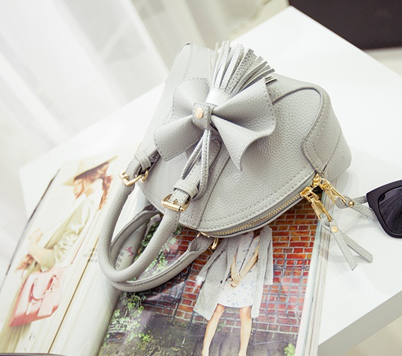B2127 IDR.165.000 MATERIAL PU SIZE L22XH18XW12CM WEIGHT 650GR COLOR GRAY