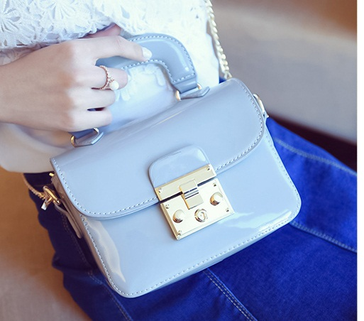 B2190 IDR.162.000 MATERIAL PU SIZE L18XH14XW7CM WEIGHT 550GR COLOR GRAY