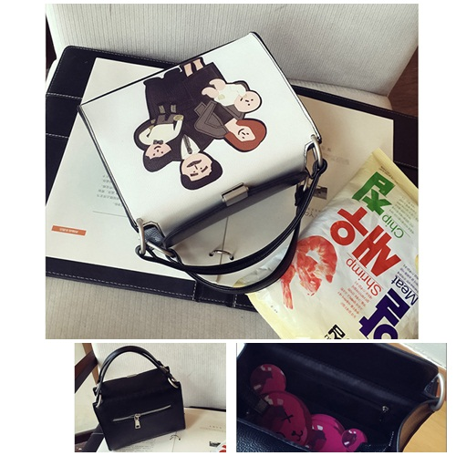B2249 IDR.170.000 MATERIAL PU SIZE L21XH17XW10CM WEIGHT 600GR COLOR ASPHOTO