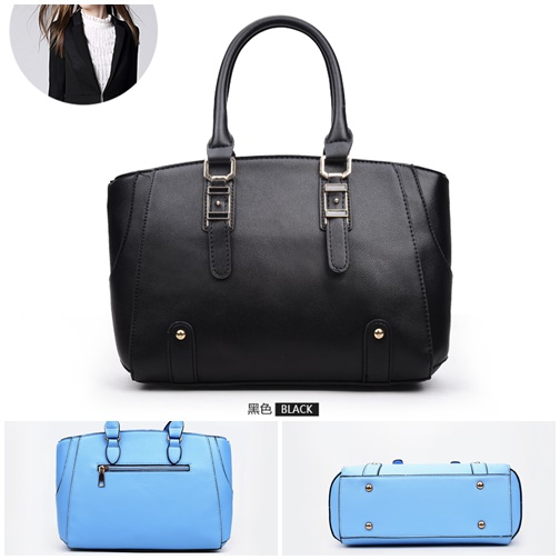 B2416 IDR.174.000 MATERIAL PU SIZE L28XH19XW10CM WEIGHT 700GR COLOR BLACK